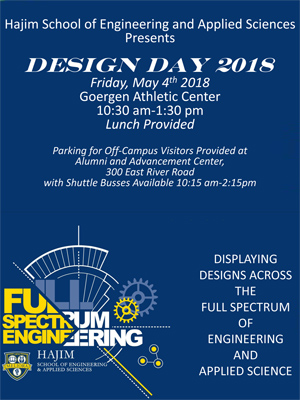 design day poster